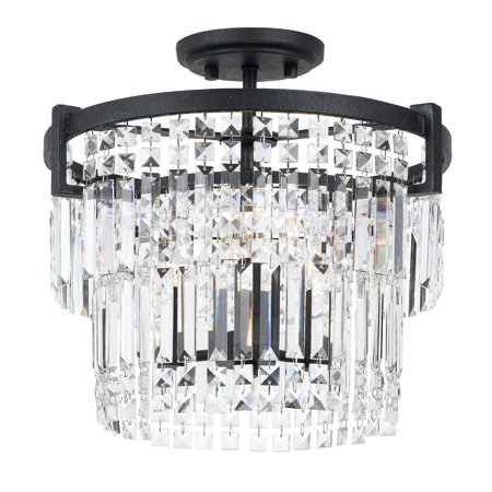 - Cal Lighting Murdo FX-3647 Crystal Pendant