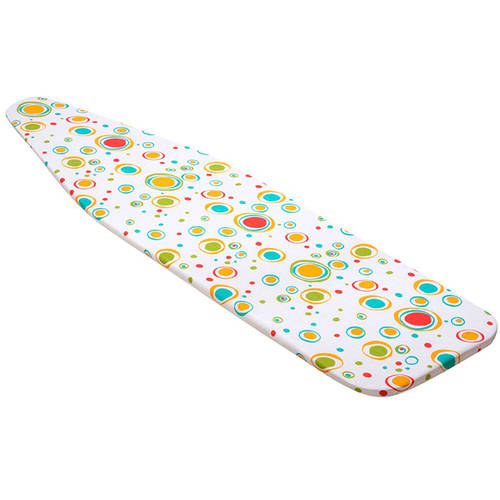 Honey Can Do Silicon Coated Ironing Board Cover With Pad, Multicolor