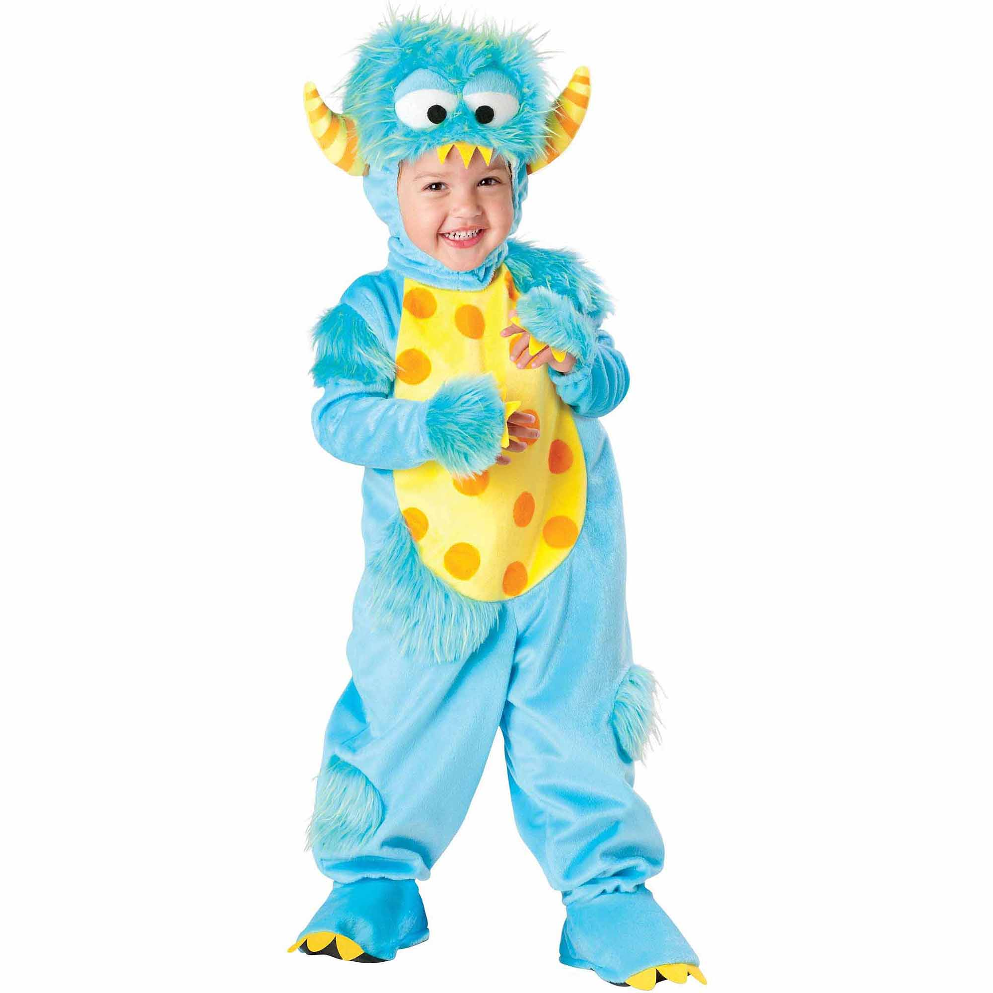 lil' monster toddler halloween costume - walmart