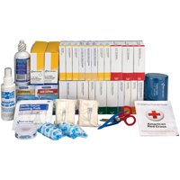 First Aid Only 2-Shelf First Aid Refill with Medications - ANSI Compliant, 1 Each (Quantity)