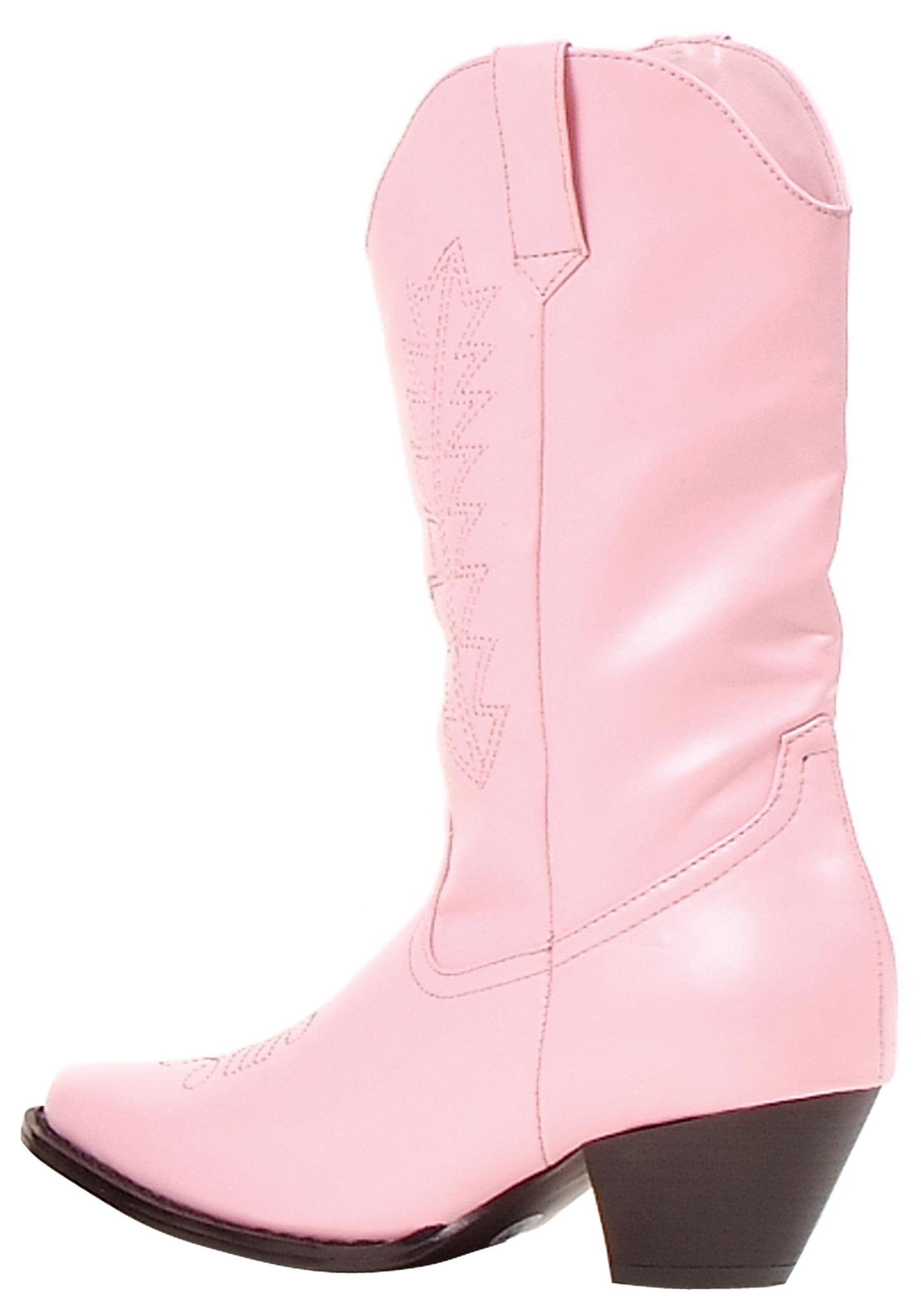 Girls Pink Cowgirl Boots | Walmart Canada