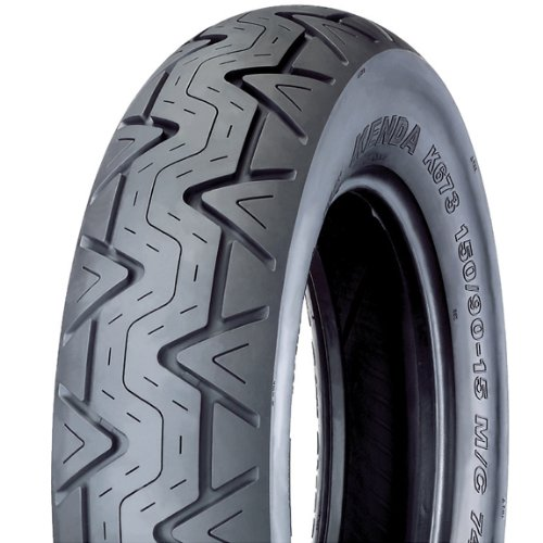 KENDA 046731626B1 - K673 Kruz Rear Tire, 160/80-16