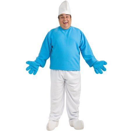The Smurfs Deluxe Smurf Plus Size Costume