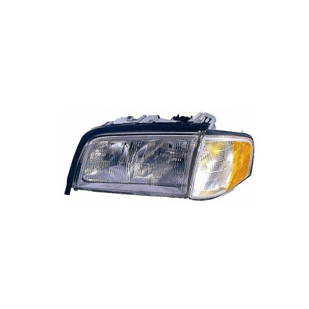 (Replacement Driver Headlight For Mercedes-Benz 97-00 C280 1997 C220 97-00 C230)