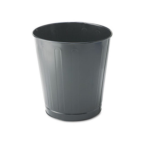 Rubbermaid Commercial Products 6.5-Gal Fire-Safe Wastebasket