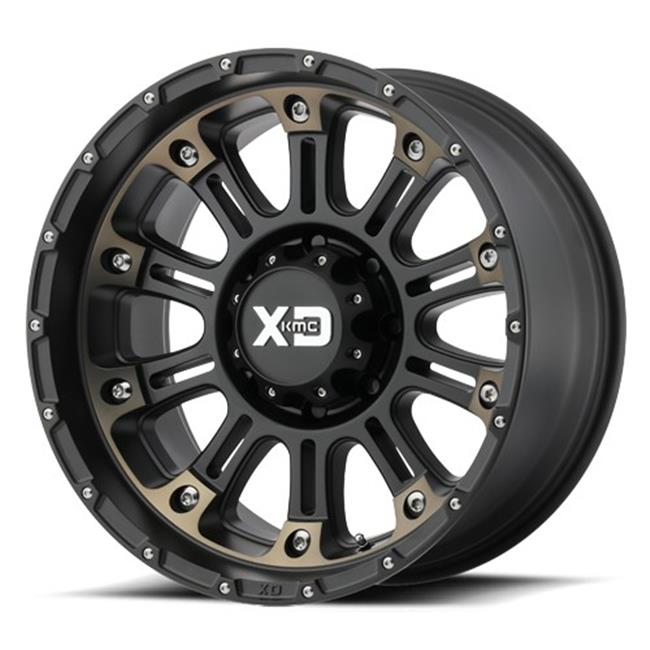 Wheel Pros A78-979068912N 17 x 9 in. & 6 x 139.7 mm Cast ...