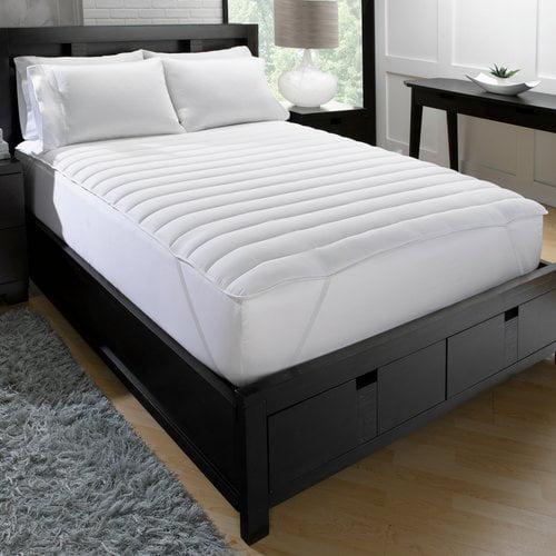 Alwyn Home Big And Soft 1'' Polyester Mattress Pad