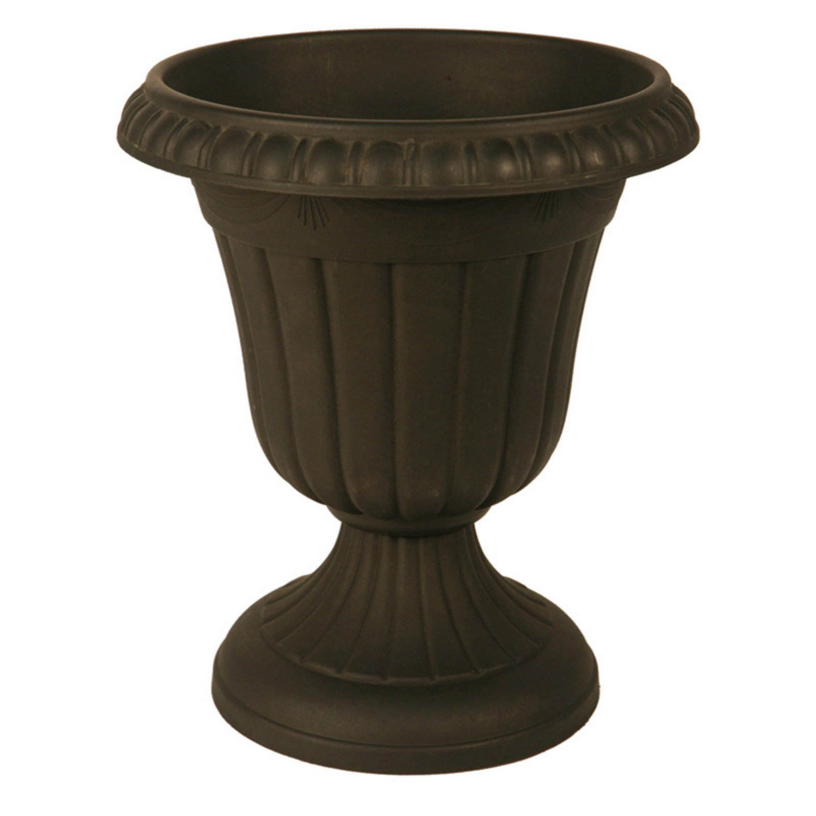 Arcadia PSW Traditional Plastic Urn Planter by Arcadia Garden Products