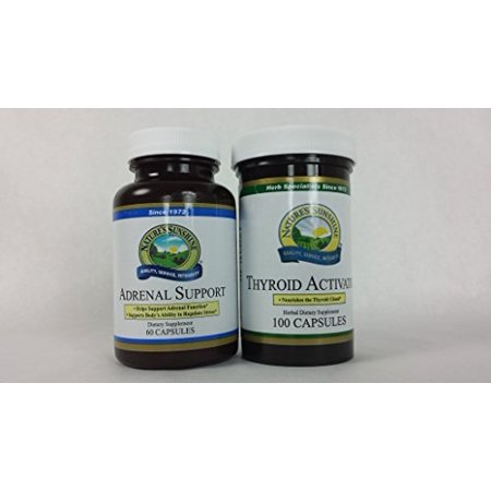 Adrenal Support thyroïde Activator Bundle