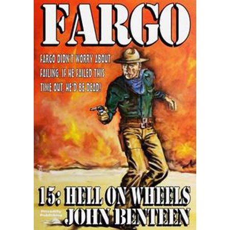 Fargo 15: Hell on Wheels - eBook (Halloween Fargo)