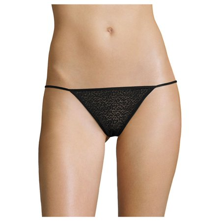 Stretch Lace Panty Donna Karan Womens Panty