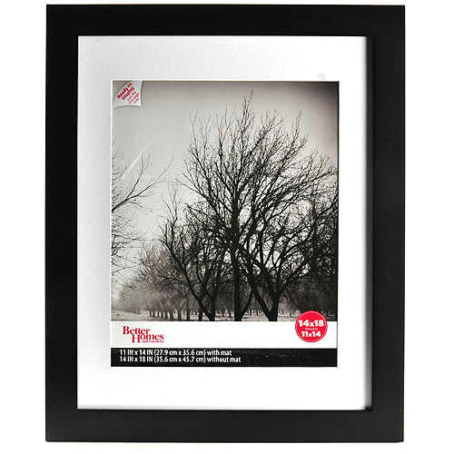 Better Homes And Gardens Flat Gallery 14x18 Matted Picture