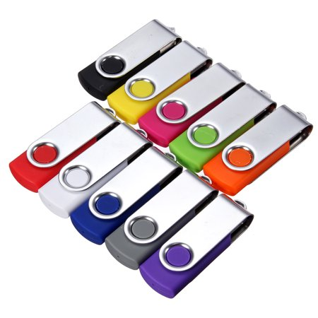 Foldable 128MB USB 2.0 Flash Memory Stick Pen Drive Storage Thumb U Disk 15MB/sec & Write: 6 MB/sec