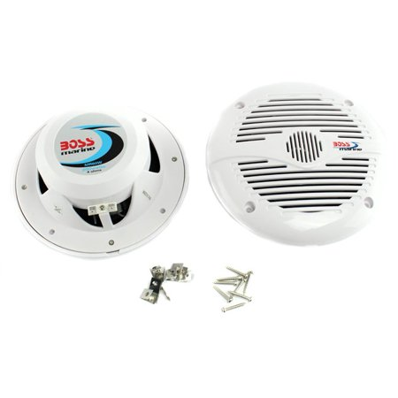 Boss Audio Mr60w 200W 6 1 2   2 Way Marine Speaker