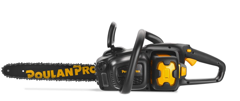 Poulan Pro 58-Volt Cordless 16 in. Chainsaw PRCS16i by Husqvarna