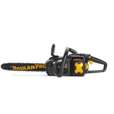 Poulan Pro 58-Volt Cordless 16 in. Chainsaw PRCS16i