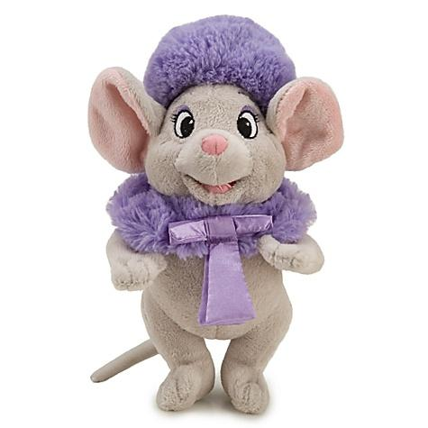 Disney The Rescuers Bianca Plush by