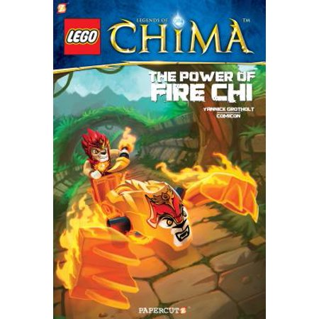 - Lego Legends of Chima #4: The Power of Fire Chi