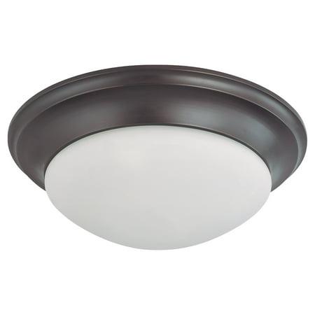 - Nuvo Lighting  60/3175  Ceiling Fixtures  Indoor Lighting  Flush Mount  ;Mahogany Bronze