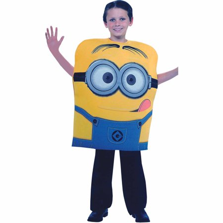 Despicable Me 2 Dave Child Halloween - Minion Costume For Sale