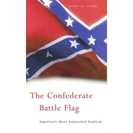 The Confederate Battle Flag (Paperback)
