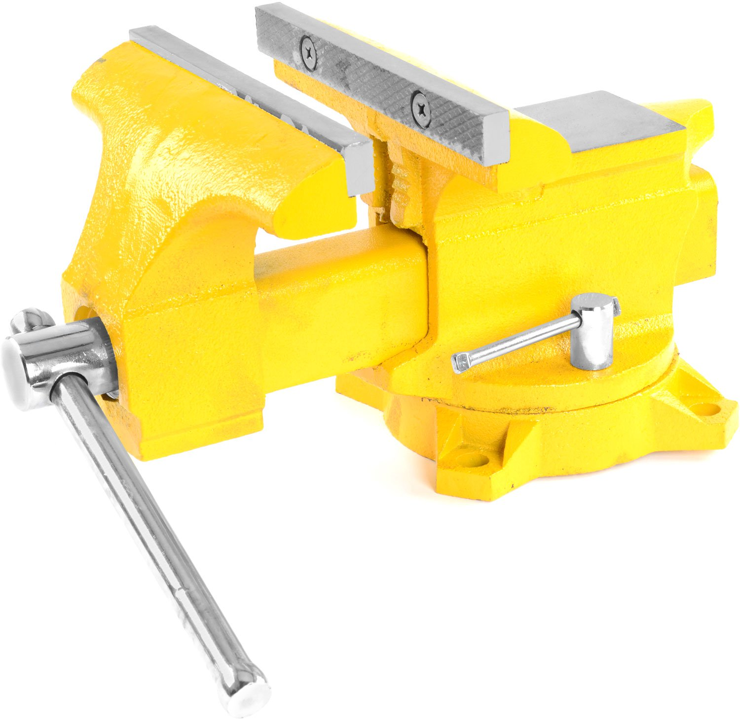 JEGS Performance Products 805440 Bench Vise 8 Replaceable Jaws 4-3 4 Maximum Ope by