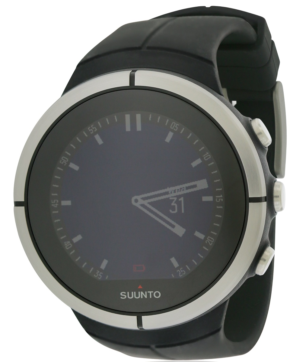 Suunto Spartan Ultra Watch, Black by Suunto