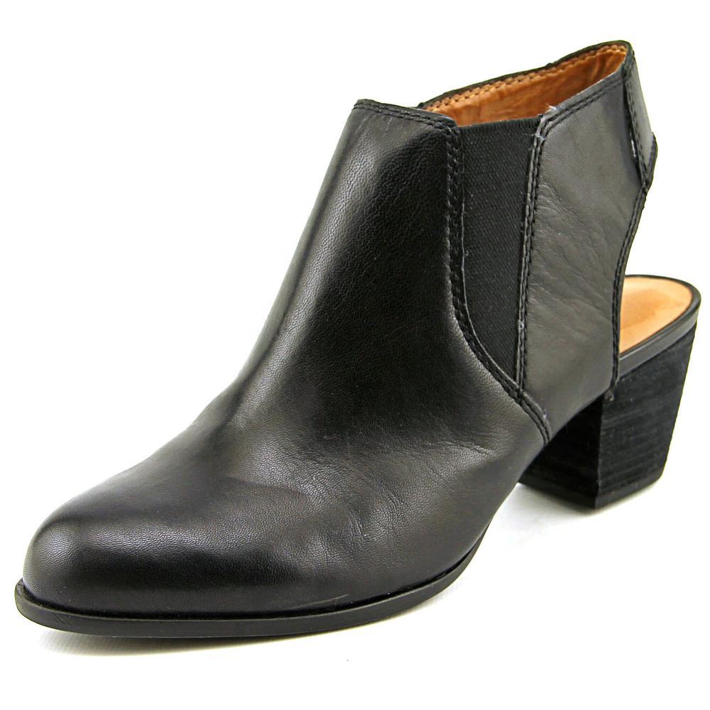lucky brand tashha us 7 5 black ankle boot walmart