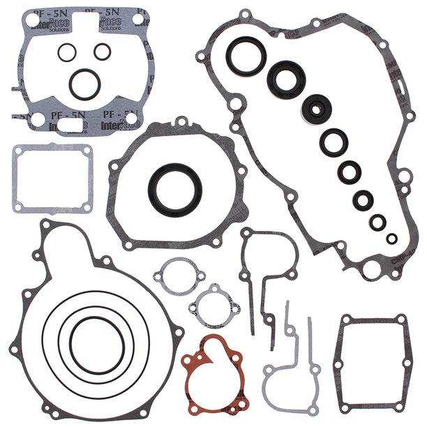 New Winderosa Gasket Kit With Oil Seals for Yamaha WR250