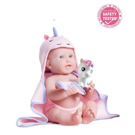 "JC Toys Princess 17"" Girl Doll"