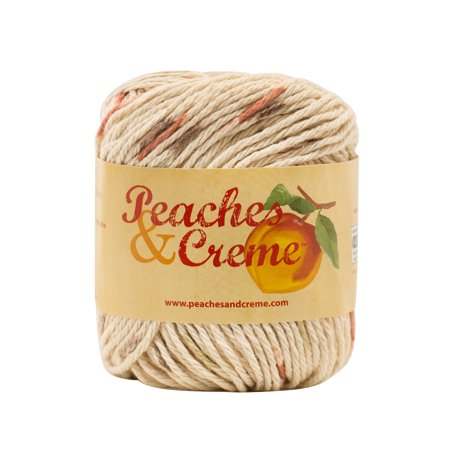 Peaches Creme Cotton Oasis Ombre Yarn 1 Each Brickseek