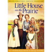 Little House on the Prairie: Complete Collection (DVD)