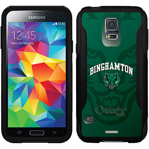 Binghamton Watermark Design on OtterBox Commuter Series Case for Samsung Galaxy S5