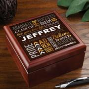 Happy Graduation Personalized Keepsake Box