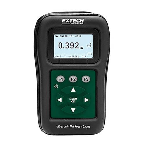Extech TKG150 Ultrasonic Thickness Gauge Datalogger by Extech
