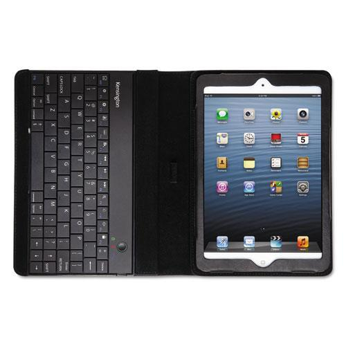 Kensington KeyFolio Pro 2 Keyboard/Cover Case (Folio) for iPad mini - Black K...