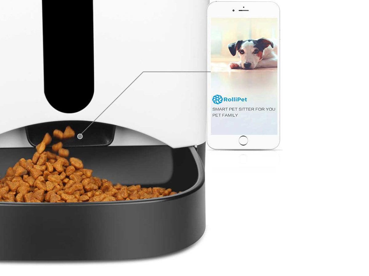 id pet introduction smart steps large feeder