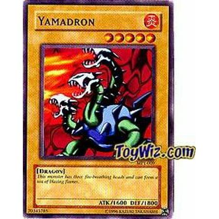 Dashmat Limited Edition Series (YuGiOh McDonald's Limited Edition Series 1 Yamadron)