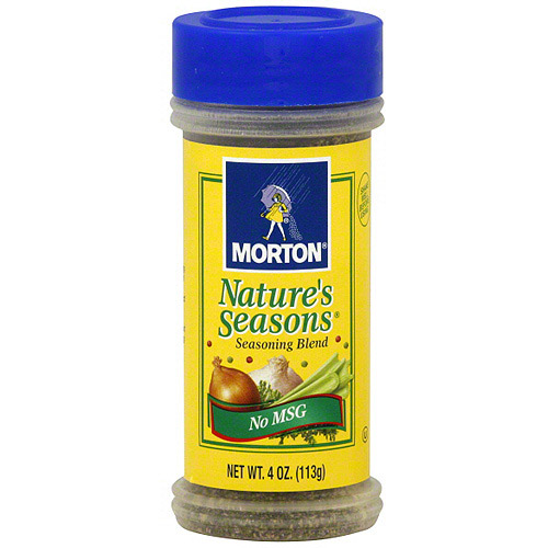 Morton Seasoning Salt, 4 oz (Pack of 12)