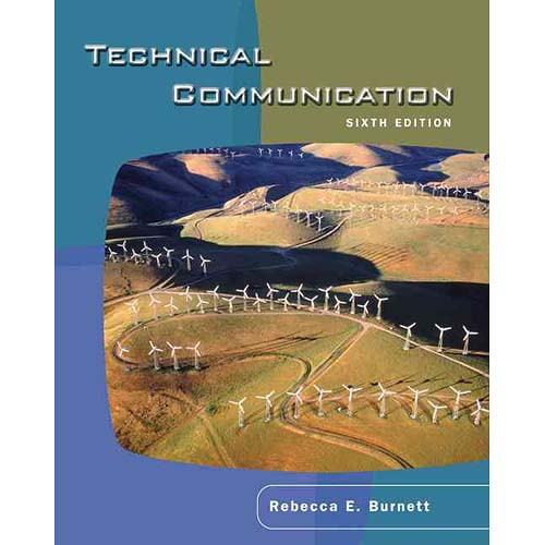 Pearson Education Technical Communication by E Burnett