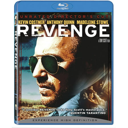 Revenge  Unrated   Blu Ray