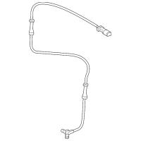 Genuine OE GM ABS Sensor 84099767