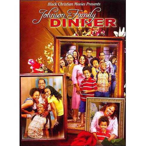 Johnson Family Dinner (Full Frame, Widescreen)