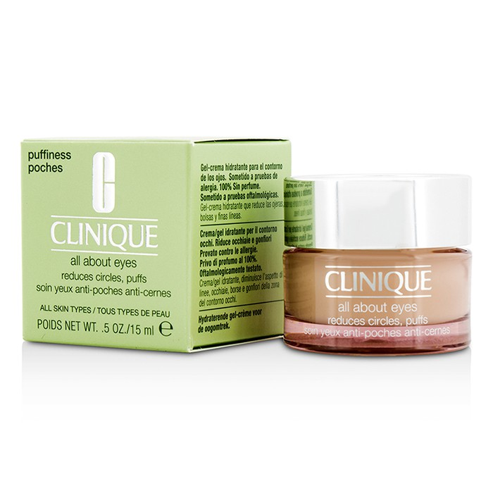 Clinique - All About Eyes -15ml/0.5oz