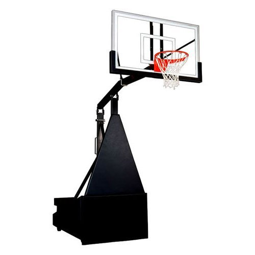 First Team Storm Pro Portable Basketball System