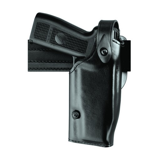 Safariland 6280 Duty Holster LH STX Tac Black Glock 17 22 by Safariland Group