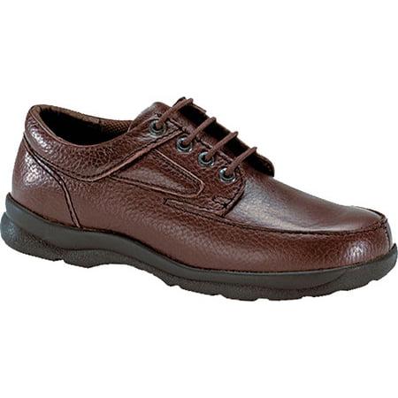 Men's Apex Y910 Ariya Casual Walker Moc - Brown Leather Moc Toe