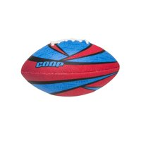 """7"""" Blue and Red High Performance Hydro Rookie Mini Football Swimming Pool Toy"""