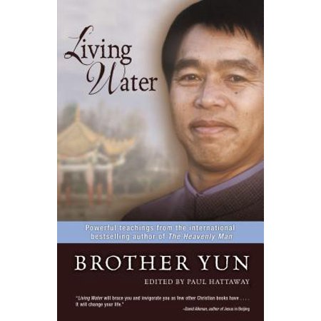 Living Water : Powerful Teachings from the International Bestselling Author of the Heavenly Man - International Mall Halloween Activities