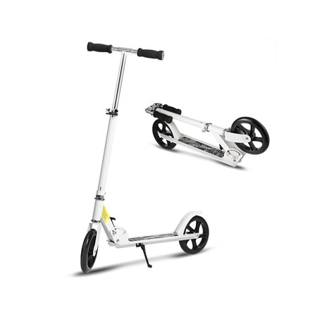 CLEARANCE! The worth buy 2-Wheel Foldable Kick Scooter of
